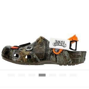 Crocs Shoes Luke Combs X Classic Realtree Clog Size 11 Poshmark
